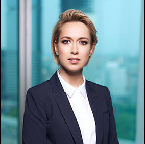 Ekaterina Tyagay, Ph.D. in Law